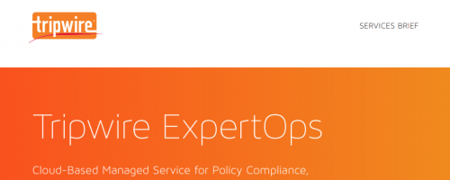 Using Tripwire ExpertOps: The Turnkey System Integrity Solution